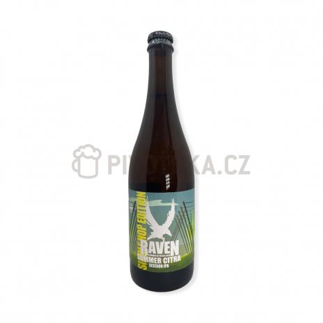 Summer Citra 11° 0,7l pivovar Raven