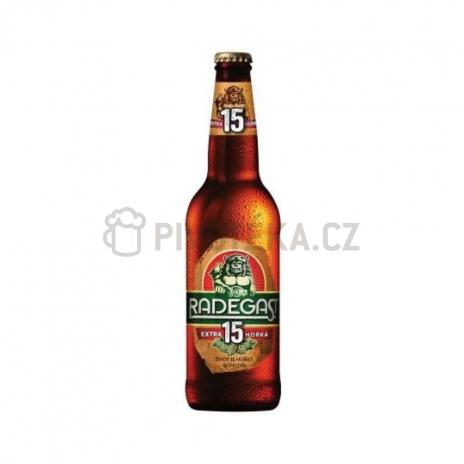 Radegast Extra hořká 15° 0,5l
