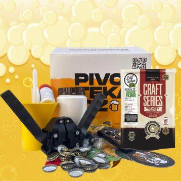 Dárkový box vyrob si doma pivo Pils Dry Hops