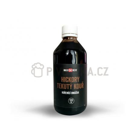 Tekutý kouř s aroma Hickory 100 ml
