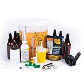 Sada Premium - Bitter domácí pivo