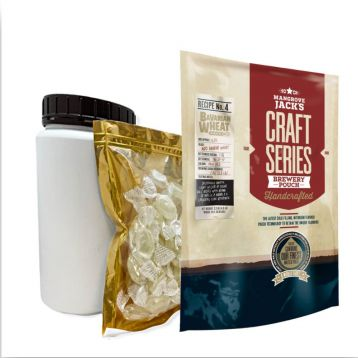 Set Craft Series Bavarian Wheat 2,2kg Mangrove Jack´s koncentrát
