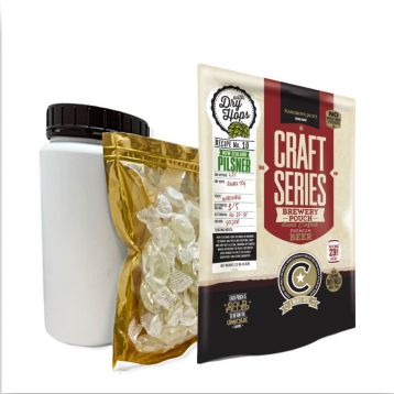 Set Craft Series New Zealand Pilsner 2,2 kg Mangrove Jack´s koncentrát