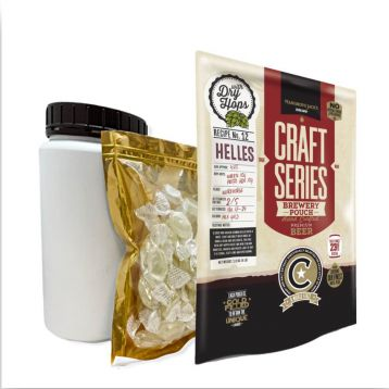 Set Craft Series Helles Lager 1,8kg Mangrove Jack´s koncentrát