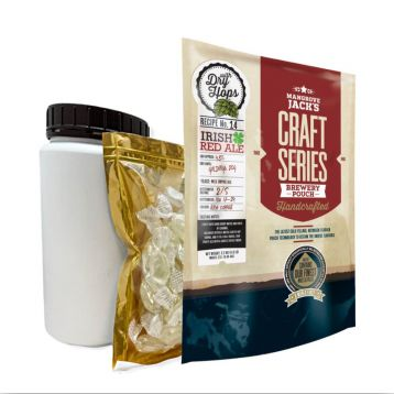 Set Craft Series Irish Red Ale 2,2Kg Mangrove Jack´s koncentrát