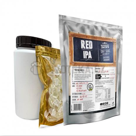 Set Craft Series Red IPA 2,5kg Mangrove Jack´s koncentrát