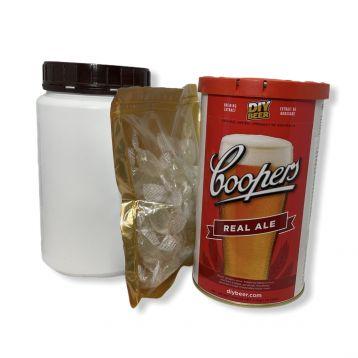 Set Real Ale 1,7kg mladinový koncentrát Coopers