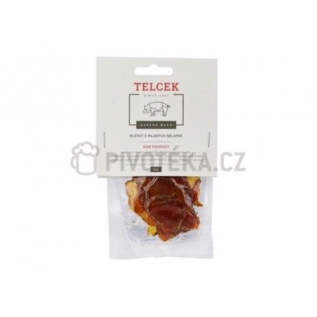 Telcek - Plátky z mladého býčka 50g