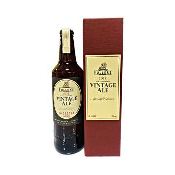 Fullers vintage Ale 2018 8,5%  0,5l