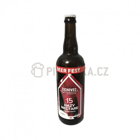 Hazy Nectar NEIPA 15° 0,7l pivovar Zichovec