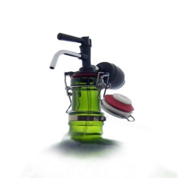 Pumpička ke skleněným džbánkům