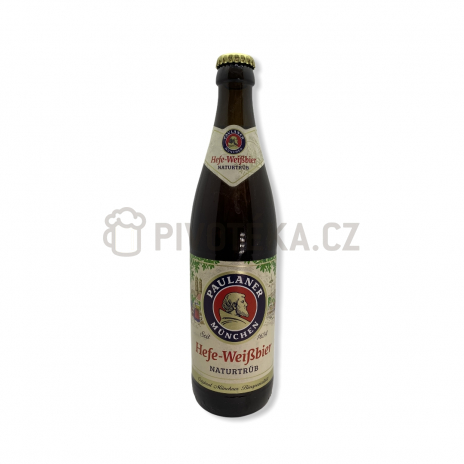 Paulaner hefe-weissbier 0,5l