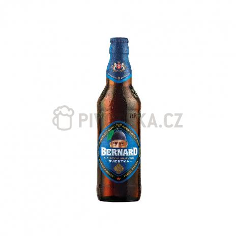 Bernard free švestka   0°  0,5l