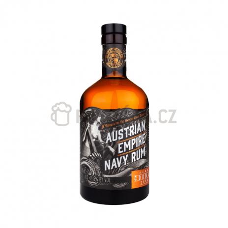 Austrian Empire Navy Rum Double Cask Cognac 0,7l 46,5%