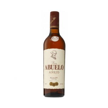 Abuelo rum 5 Y.O.  0,7l 40%