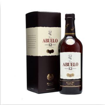 Abuelo rum 12 Y.O.  0,7l 40%