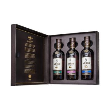 Abuelo 3pack Finish coll 3 x 0,2l 40%