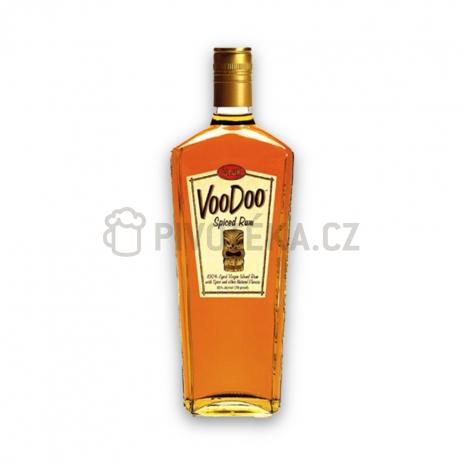 Voodoo spiced rum 0,7l 35%