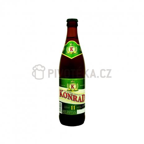 Konrád 11° 0,5l Vratislavice