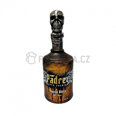 Padre Azul Anejo Tequila 0,7l 38%