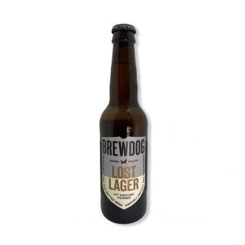 Lost Lager 4,7% 0,33l Brewdog