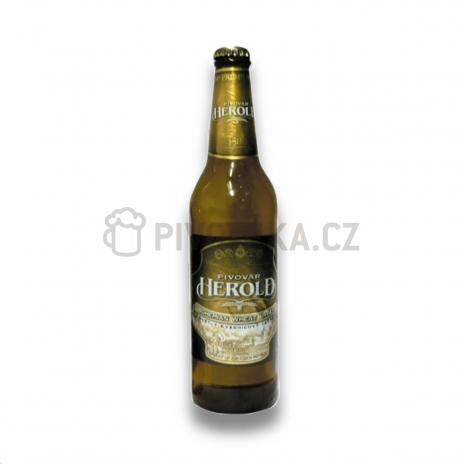 Weizenbier 12° 0,5l Herold