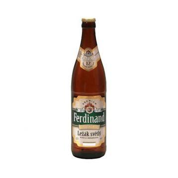 Ležák premium 12° 0,5l Ferdinand