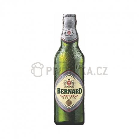 Bernard 10° kvasnicová  0,5l