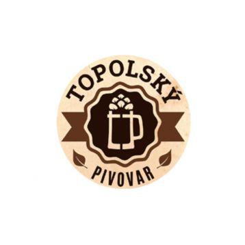 Topolská Extra Chmelená 12° točené pivo  0,5l