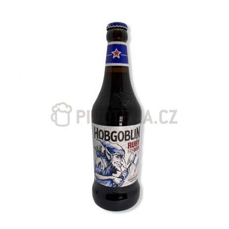 Hobgoblin wychwood  5,2%  - 0,5l
