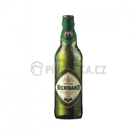 Bernard 11° kvasnicová  0,5l