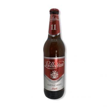 Podlužan 11°  0,5l pivovar Břeclav