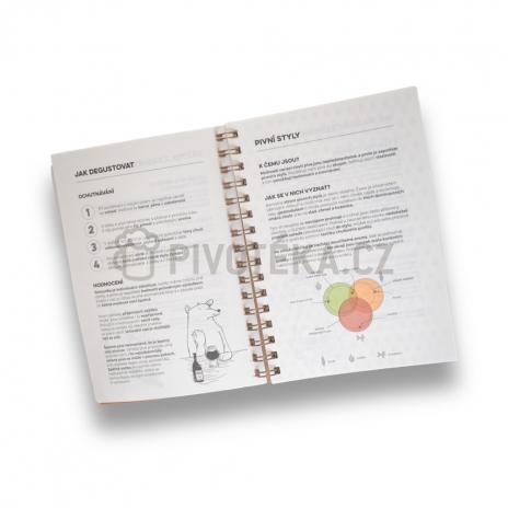 Degustační deník - kapesní
