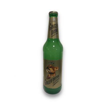 Rohozec ginger drink 0,5l limonáda zázvor