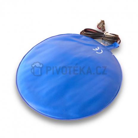 Ohřívací polštář pod fermentační nádobu