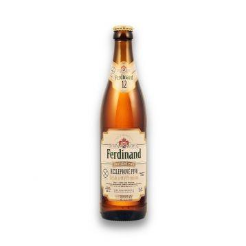 Ferdinand bezlepková 12°  0,5l