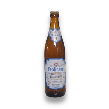 Ferdinand nealko bezlepkové 0°  0,5l