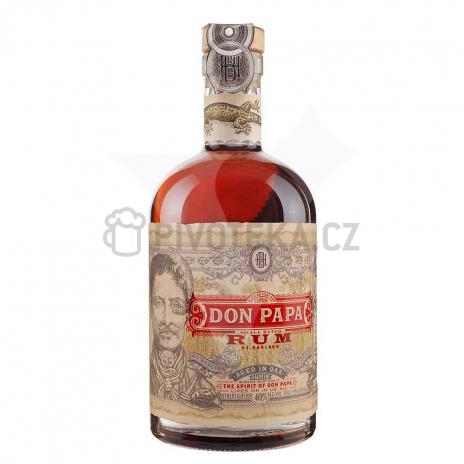 Rum don Papa 0,7l 40%
