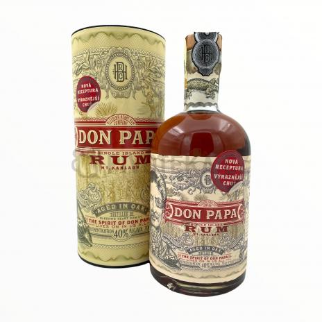 Rum don Papa tuba 0,7l 40%