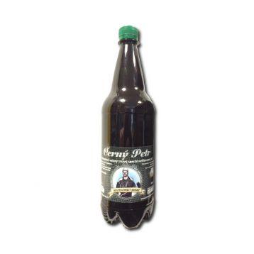 Černý petr  14°  1l PET novodvorský pivovar