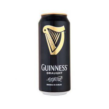 Guinness stout draught plech 0,44l 4,2%
