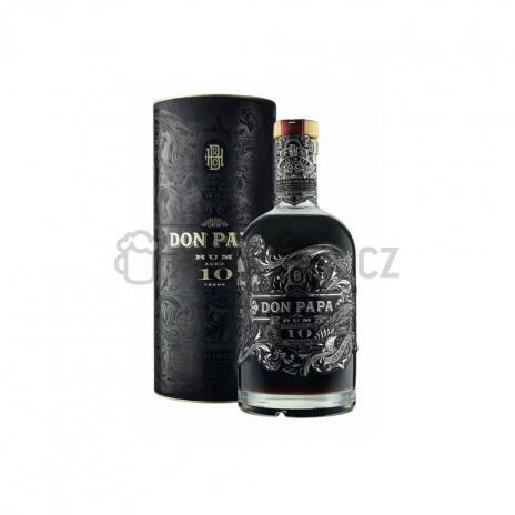 Don Papa 10 Y.O. Tuba Rum Llimited edition  0,7l