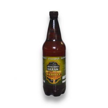 Medový ležák 12° PET 1l Beskydský pivovárek