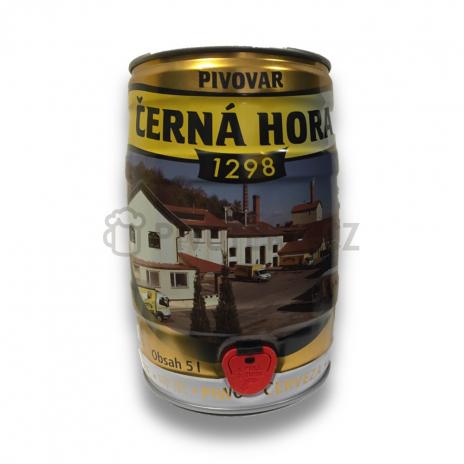 Soudek 5L Černá Hora (prázdný) spodní výpust