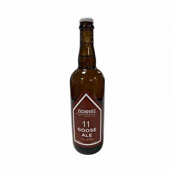 Zichovec Goose Ale  11° 0,7l pivovar Zichovec