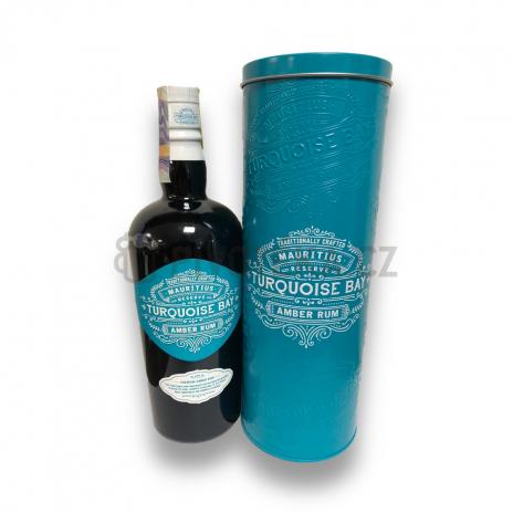 Turquoise Bay Tuba Rum 0,7l 40%