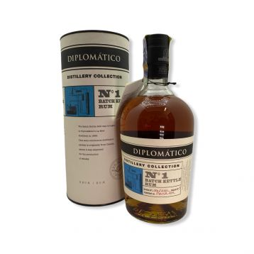 Diplomatico Single Batch Kettle No.1 0,7l 40%