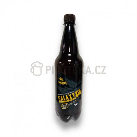 Galaxy 11°  0,7l PET pivovar Mazák