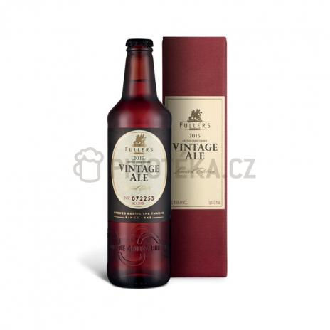 Fullers vintage ale 2015 8,5%  0,5l